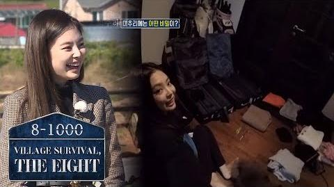 "Jennie ""I think my dog put it in while playing with it!"" Village Survival, the Eight Ep 1"