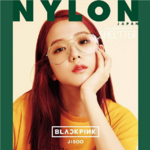 Jisoo for Shel'tter x Nylon Japan Special Collaboration
