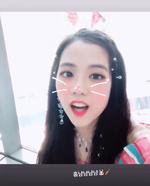 Jisoo IG Story Update 180805 3