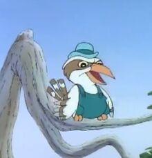 Jacko the Kookaburra