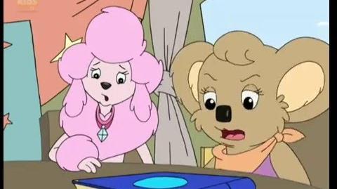 Blinky Bill S03E06 A Stitch In Time 576p SDTV x264 DAWN