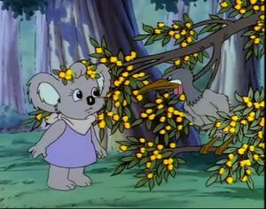 Blinky Bill and feud