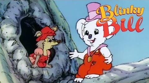 Mayor Blinky Bill