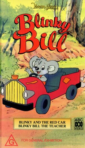 Blinky-bill-red-car sm
