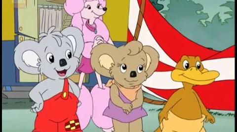 Blinky Bill S03E14 Panda Pandemonium 576p SDTV x264 DAWN