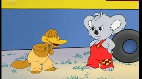Blinky Bill S03E10 Blinky's Birthday Surprise 576p SDTV x264 DAWN