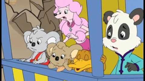 Blinky Bill S03E11 Baby Elephant Walk 576p SDTV x264 DAWN