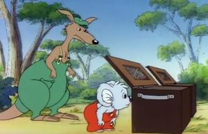 Blinky Bill is kidnapped 2