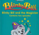 Blinky Bill and the Magician (VHS)