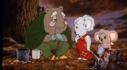 Blinky Bill mischievous koala Blinky and Nutsy meet Mr. Wombat