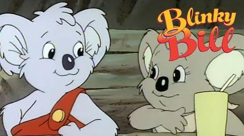 Blinky Bill - Episode 4 - Blinky Bill's Fun Run
