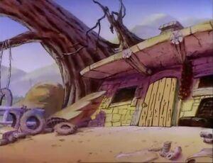 Dingo house