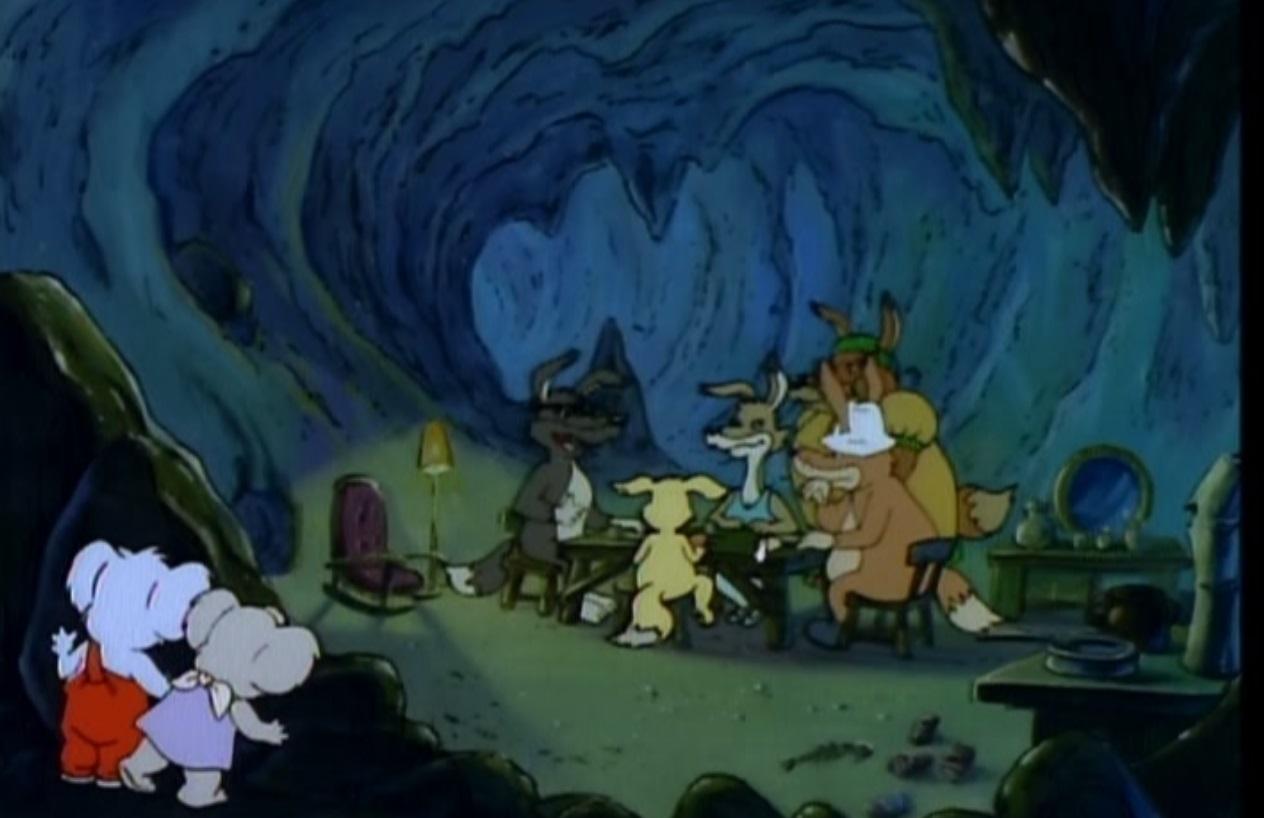 Blinky Bill S Ghost Cave Blinky Bill Wiki Fandom