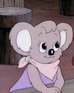 Nutsy Koala