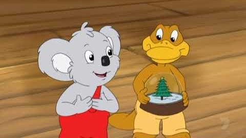 Blinky Bill's White Christmas-0