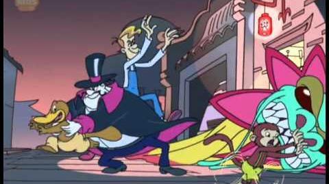Blinky Bill S03E13 Crouching Dragon, Hidden Koala 576p SDTV x264 DAWN