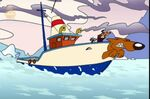 Antartic Adventure Ship