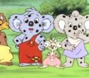 Blinky Bill and the Mystery Pollution