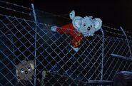 Blinky Bill mischievous koala Woodchip mill