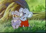 Blinky Bill remembers Nutsy´s birthday