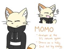 Momo character sheet
