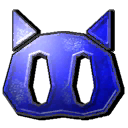 H b2 medalicon blue tom