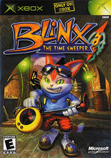 Blinx cover