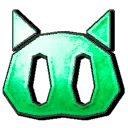 H b2 medalicon green tom