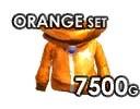 Orange-set