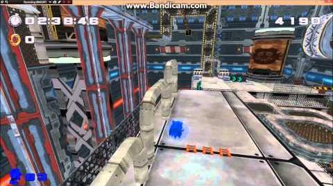 Sonic Boom World R5 Egg Factory Infiltration