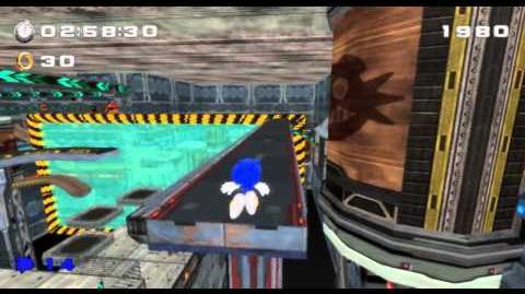 Sonic World Egg Factory