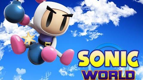 Sonic world r6 Bomberman (download)