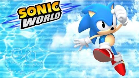 Sonic World R7 - Classic Sonic V2