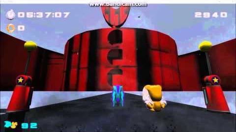Sonic World R6 Storm Station Blind Gameplay w Jalex & Tails