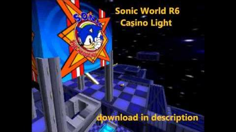 Sonic World R6 Casion Light download