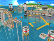 Metal Harbor Sonic World R6