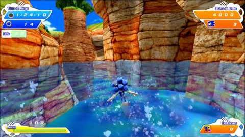 Sonic BGE - Seaside Hill Act 4