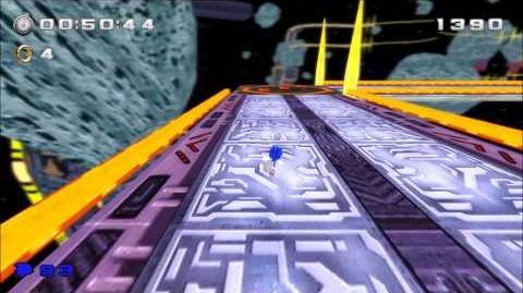 Sonic World - Final Rush Speed Run 1.36