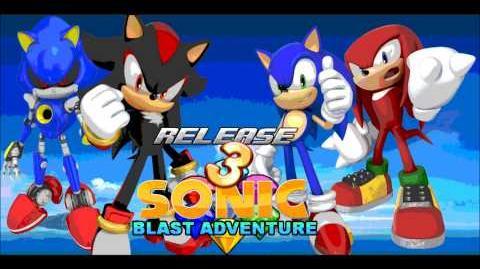 Sonic Blast Adventure Demo 3