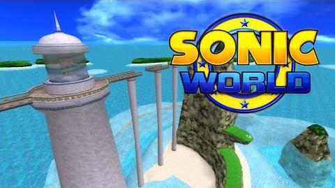 Sonic World - Emerald Coast