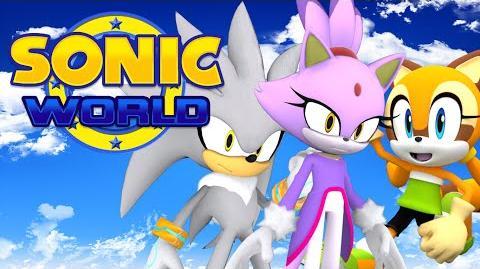 Sonic World - Team Sol gameplay