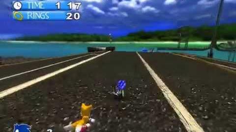 Blitz Sonic - Metal Harbor (LS5E2-BSU) Gameplay Download-2
