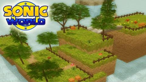 Sonic World Release 6 - Love Garden Reborn