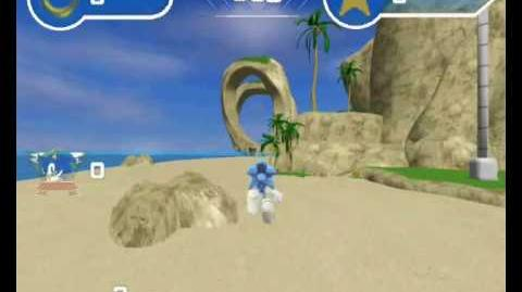 BlitzSonic - CANCELLEDPROJECT Wave Ocean in-game all placed-0
