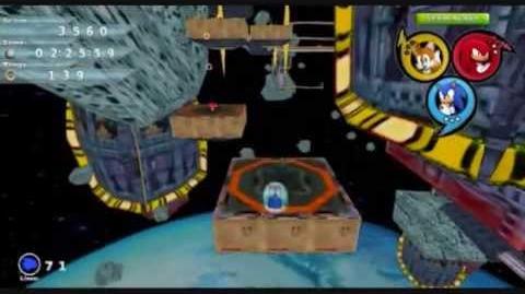 Blitz Sonic Heroes Demo 2 Final Rush Playthrough (Team Sonic)-0