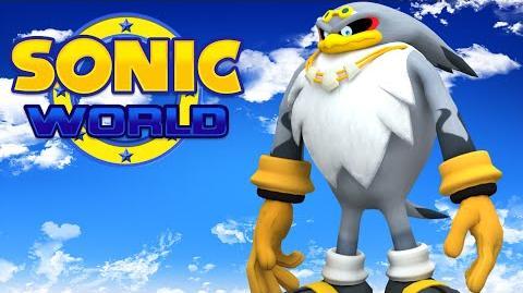 Sonic World - Storm the Albatross gameplay