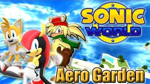Sonic World - Aero Garden (Custom Levels 5)