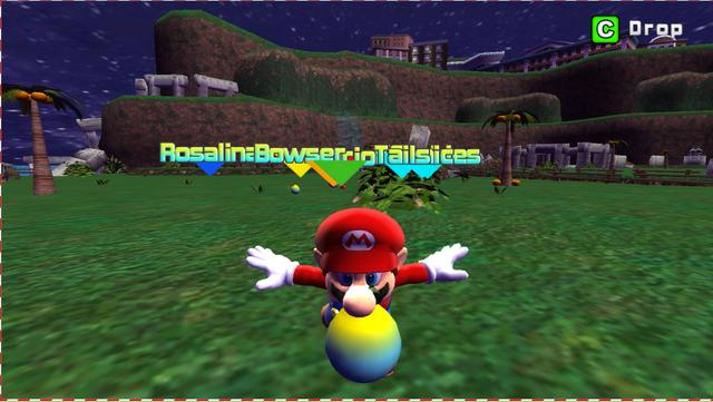 Image - Mario in chao garden.png | Blitz Sonic Wikia | FANDOM ...