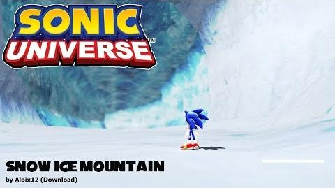 Sonic Universe - Snow Ice Mountain (Download)