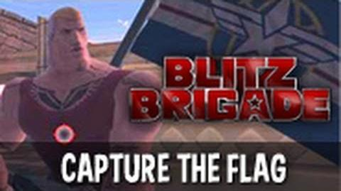 Blitz Brigade - Capture the Flag Update